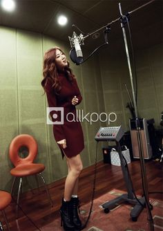 """Photos of SISTAR Soyu's during """"White Love"""" recording session revealed"""