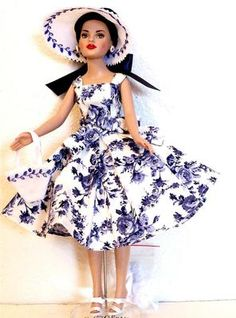 Tiny Kitty Collier Doll English Breakfast Outfit Tonner Doll Outfit