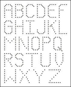 (wiki sticks)Free Candlewicking Alphabet Pattern - Free Printable Candlewicking Letters - Free Candlewicking Monograms