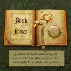Jaguarwoman's Book of Roses : Jaguarwoman, Rare & Powerful Design