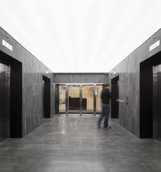 Image 5 of 25 from gallery of URALCHEM HEADQUARTERS / Pedra Silva Arquitectos. Photograph by Fernando Guerra | FG+SG