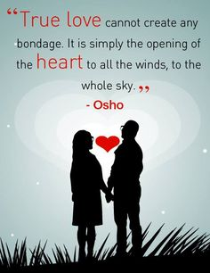 True love - Osho