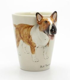 It's SALLY! English Bull Terrier Coffee Mug a unique gift for pet lover.