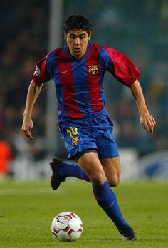 Juan Roman Riquelme - FC Barcelona