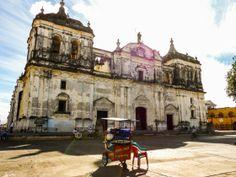 Leon catedral, Nicaragua