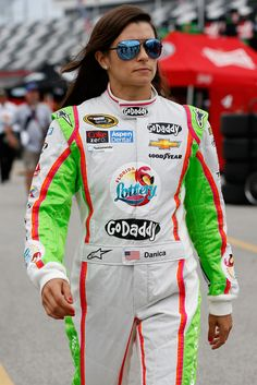 Danica Patrick Photos: Daytona International Speedway: Day 1