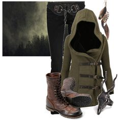 """King of the Bohemian Forest"" by beyondthewallofsleep on Polyvore"