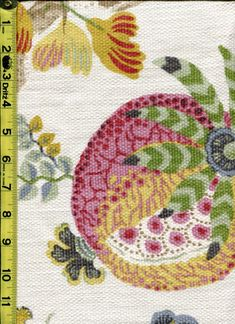imga207 Textile Patterns, Textiles, Green Farm, Fabric Wallpaper, Fabric Swatches, Custom Pillows, Book Art, Applique, House Design