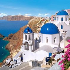 Was there 7 years ago... Want to go back !! Santorini, Greece.