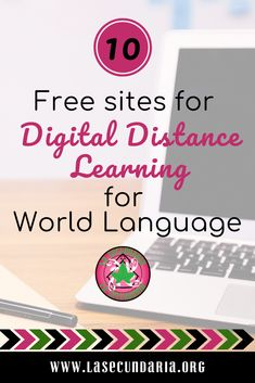 If you're scrambling to find resources or ideas for digital distance learning, check out this blog post. These sites may help relieve some stress and provide ideas for what you can do in such little time to prepare for your World Language students.