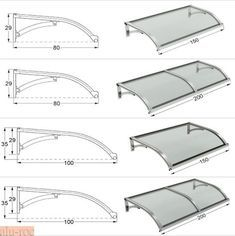 Awning Canopy, Door Canopy, Patio Canopy, Canopy Outdoor, Pergola Drapes, Pergola Lighting, Window Grill Design, Roof Design, Patio Design