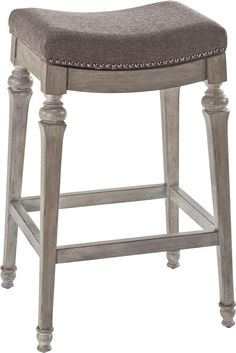 Vivaldi Counter Stool in Weathered Grey - Dining Up to 60% Off on Joss & Main