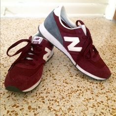 42f33eb071a5 Burgundy new balance 620 sneakers Burgundy new balance 620 sneaker in  amazing condition. Worn about