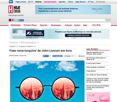 Hoje em Dia newspaper: http://www.hojeemdia.com.br/almanaque/fase-nova-iorquina-de-john-lennon-em-livro-1.340099