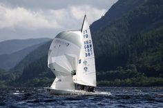 Flying Dutchman                                                                                                                                                                                                              British Championships at Bassenthwaite Sailing Club