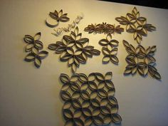 Toilet Paper Roll Art Projects - toilet paper roll art projects ...