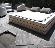 Intercodam Tegels B.V. (Product) - ICON, keramische terrastegels, 2 cm dik