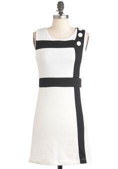 Mod Around the Corner Dress, #ModCloth