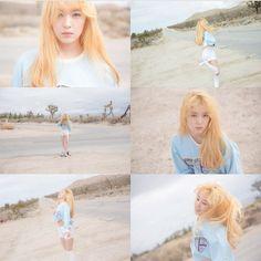 Irene, Red Velvet- Ice Cream Cake