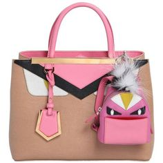 Fendi Handbags Collection & More Luxury Details