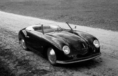 Porsche 356 Cabriolet (1948)