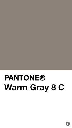 This Pantone warm grey is a wonderful start to your metallic silver themed wedding.