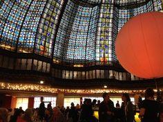 파리의 전망이 끝내주는 카페 - Brasserie Printemps