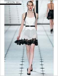 Show of the Day: Jason Wu S/S 2013 - Celebrity Style and Fashion from WhoWhatWear