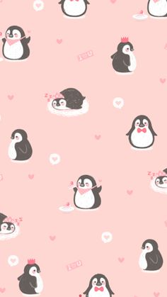 Penguin Wallpaper By Ari Jimenez Méndez