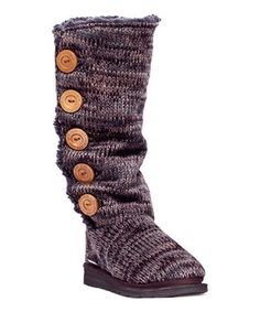 Look what I found on #zulily! Sharkfin Malena Boot by Heritage Collection by MUK LUKS #zulilyfinds