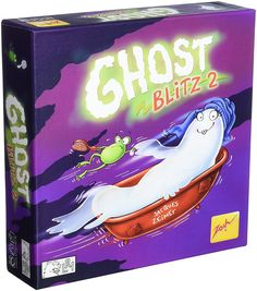 Amazon.com: Ghost Blitz 2 Game: Toys & Games