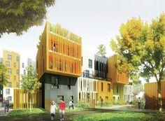 agence d'architecture huca
