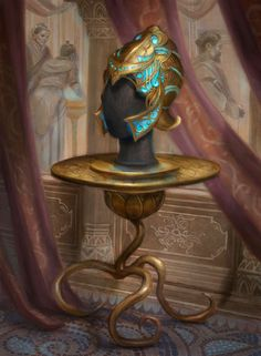 Champion's Helm atlantean