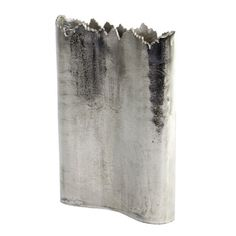Metal Contemporary Vase  See it here http://www.cathyfrith.com #home decor ideas #home decor #home accessories #gift ideas