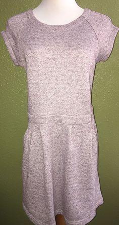 Lilis Closet Cotton Blend Anthropologie Purple Dress M | eBay