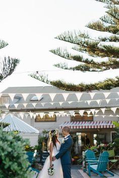 THE BOATHOUSE PALM BEACH // Sydney, NSW // via #WedShed…