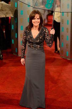 Sally Field de Antonio Berardi  BAFTA 2013