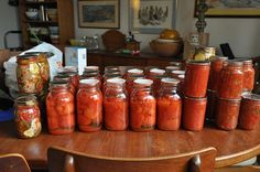 Canning 101: Tomato Float, Sauce Separation and Loss of Liquid