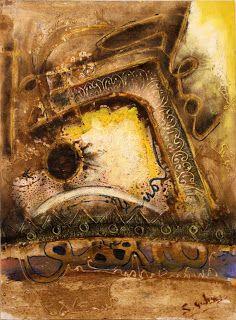Sidi Yahya, Mauritanian artist