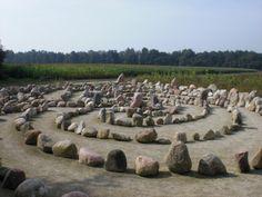 Labyrint Yde (Drente, Nederland)