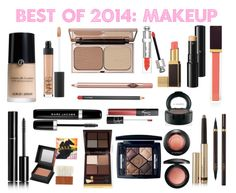 My favorite makeup from 2014!!