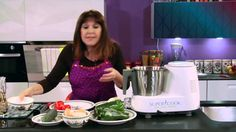 Gazpacho con mi nueva Becaria: SUPERCOOK - Cocinando con Loles Fresco, Gazpacho, New Recipes, Dishes, Fresh