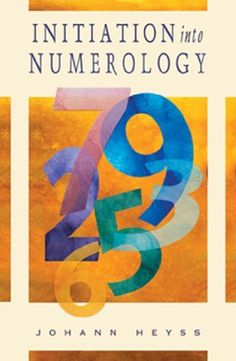 Initiation into Numerology: A Practical Guide for Reading Your Own Numbers by Johann Heyss, http://www.amazon.com/dp/B0089YAFDQ/ref=cm_sw_r_pi_dp_t9VXtb1QKHDME