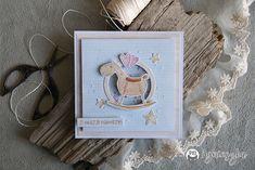 Interaktywna kartka urodzinowa - tutorial dla P13 Paper Products Little Bo Peep, Interactive Cards, Pop Up, Birthday Cards, Joy, Frame, Album, Inspiration, Bday Cards