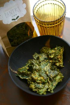 Kale Chips from Grassroots Pantry - Hong Kong