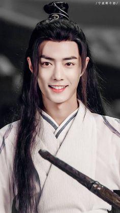 Cute Asian Guys, Asian Love, Beautiful Boys, Pretty Boys, Eye Expressions, Boys Long Hairstyles, Korean Girl Fashion, Boogie Woogie, Ancient Beauty
