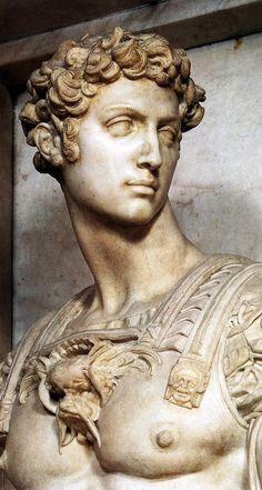 Michelangelo: Tomb of Giuliano DeMedici