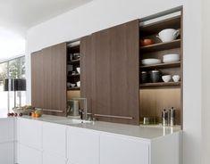 Bildergebnis für schiebetür küchenschrank