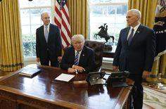 Trump's decision to drop #healthcare bill foretold 30 years ago #happymonday