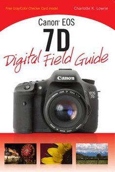 Canon EOS 7D Field Guide book cover